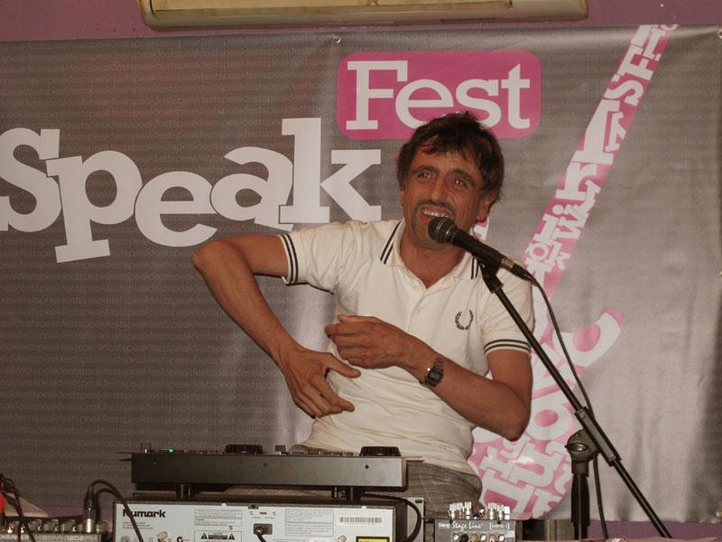 Charlie Molina SpeakFest